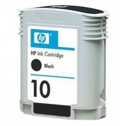 Tinta Negra Plotter Hp