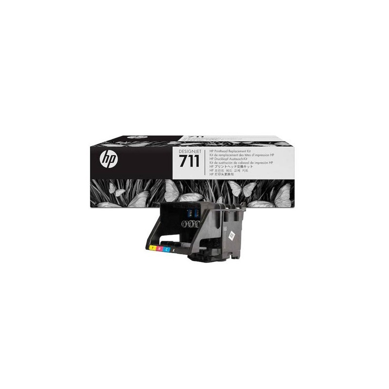 C1Q10A Cabezal HP DesignJet T125