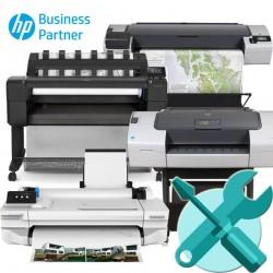 Reparación Plotter HP Designjet