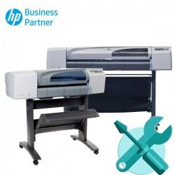 Reparación HP Designjet 500