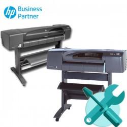 Reparación Plotter HP Designjet 800