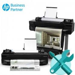 Reparar Plotter HP T120