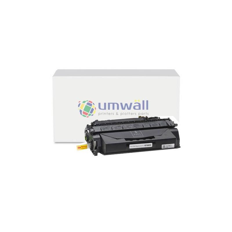 Tóner compatible HP 80X