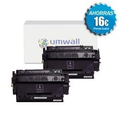 Pack Tóner HP 53X