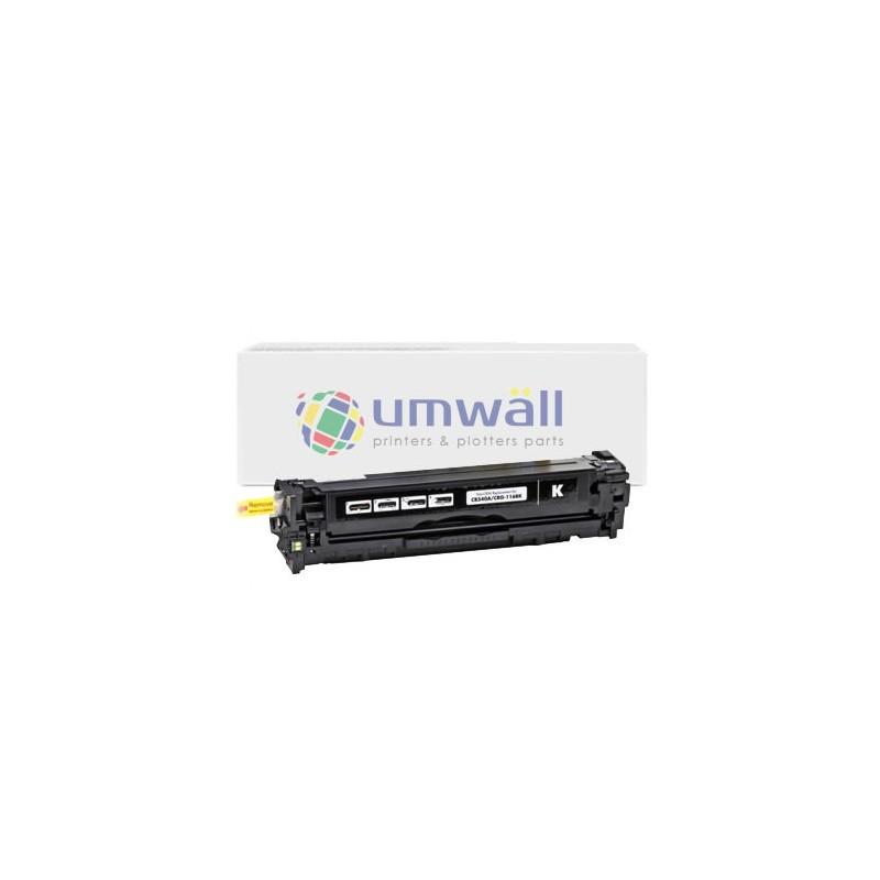 Tóner compatible HP 128A Negro