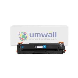 Tóner compatible HP 128A Cian