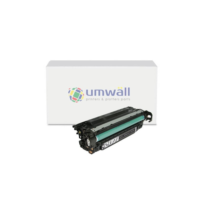 Tóner compatible HP 504X negro