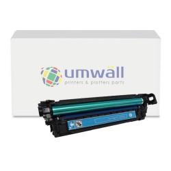 Tóner compatible HP 504A cian