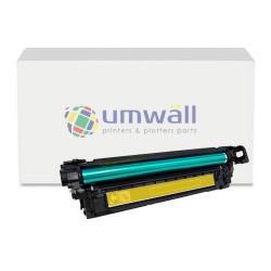 Tóner compatible HP 504A amarillo
