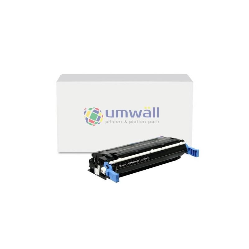 Tóner compatible HP 645a negro