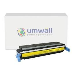Tóner amarillo HP 645a compatible