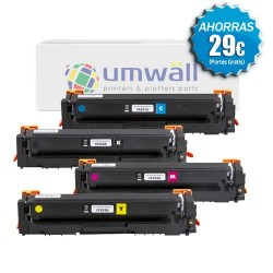 Pack Tóner HP 131A