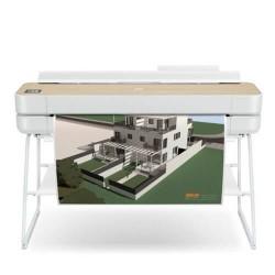 HP Designjet Studio Steel madera a0