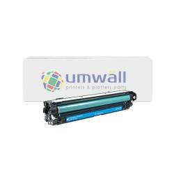 Tóner compatible HP 651a cian