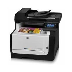 Impresora HP Color LaserJet CM1415fnw