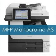 Impresora HP Multifunción Monocromática A3