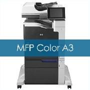Impresoras HP Multifunción Color A3