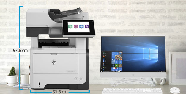 impresora hp m525f