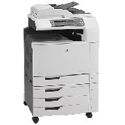 Impresora HP Color CM6049 MFP