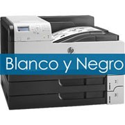 Impresoras Blanco y Negro HP Ocasión