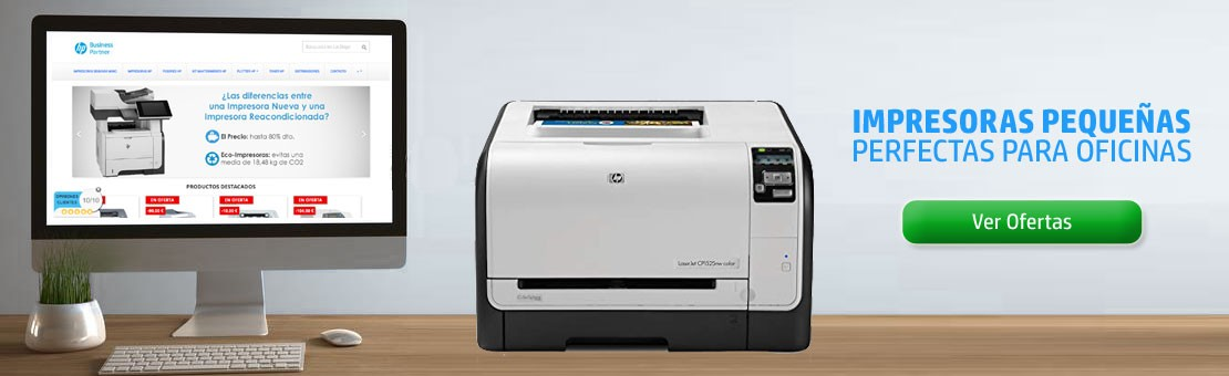 Impresoras Baratas HP